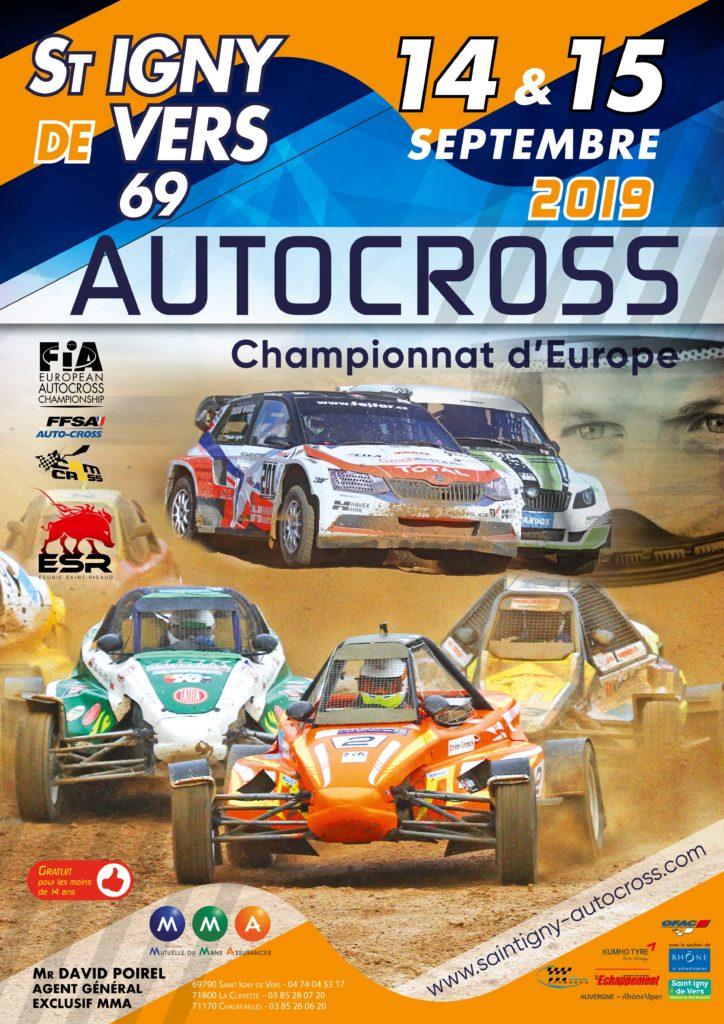 Calendrier Autocross Ouest 2019.Loickartcross